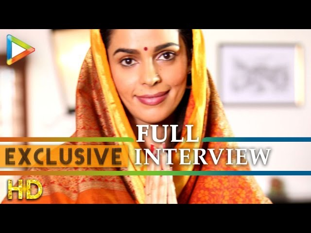 Mallika Sherawats Exclusive Interview On Dirty Politics | Intimate Scene With Om Puri