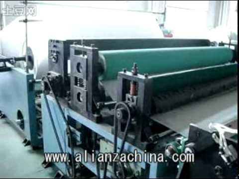 Maquina para fabricar papel higienico 11 youtube for Maquinas para toldos enrollables