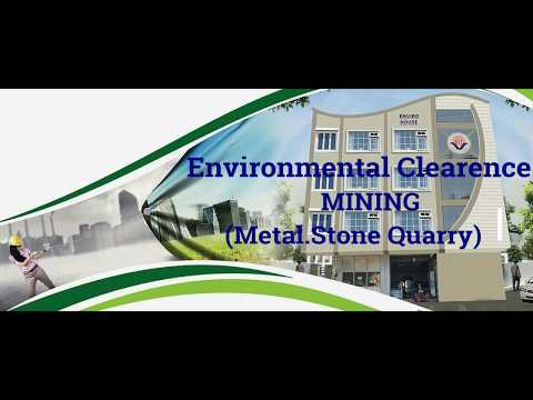 environmental clearance for mining in India