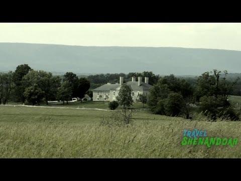 Belle Grove Plantation in Virginia's Shenandoah Valley