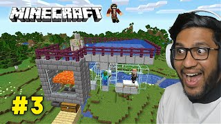 BEST AUTOMATIC IRON FARM IN MINECRAFT FOR HEROBRINE SMP #3