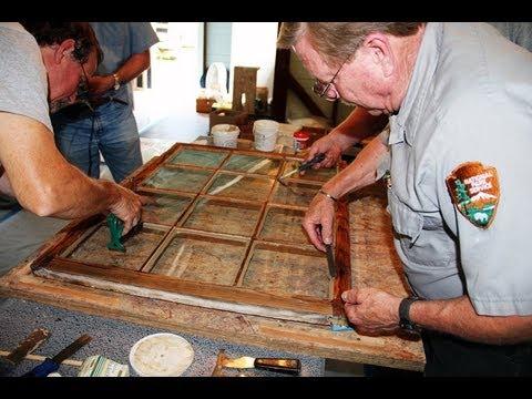 Wooden Window Repair Methods