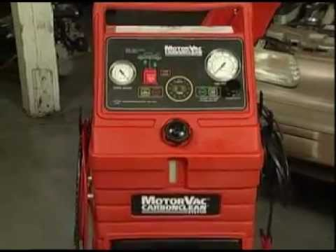 MotorVac CarbonClean MCS245 - Instruction Video 951-387-9292