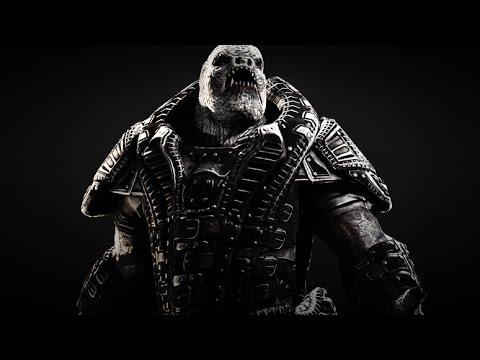 Gears Of War: General RAAM Final Boss (Solo / Insane Difficulty)
