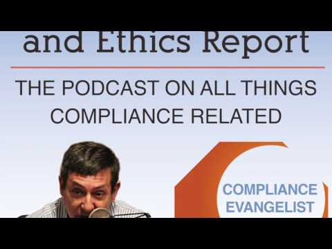 FCPA Compliance Report-Episode 279 SCCE 2016 Compliance And Ethics Report