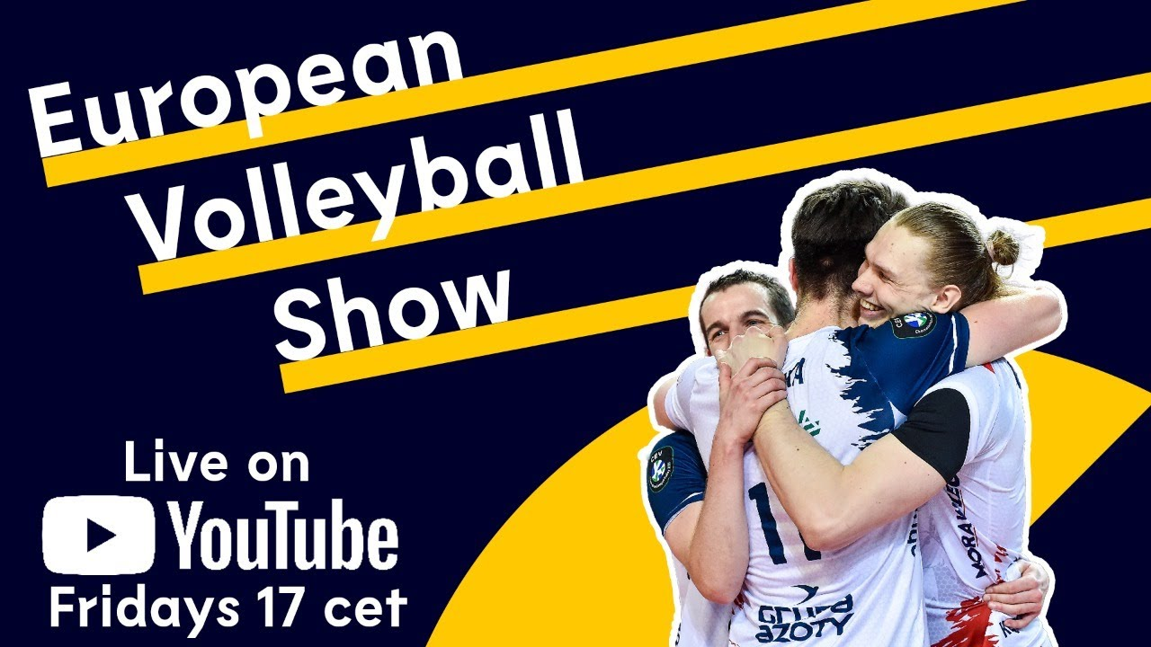 The Super Finals are set: European Volleyball Show Episode #8
