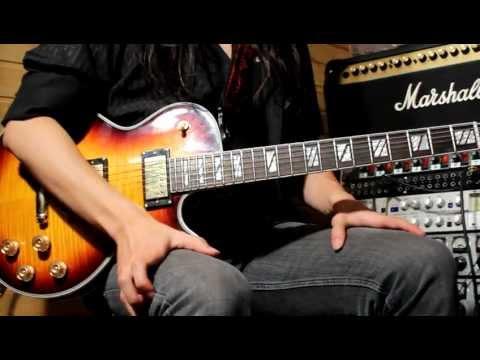 "SUPREMACY In Studio ""Crazy Love"" Guitar Solo"