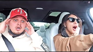 BUYING OUR FIRST FAMILY CAR! *She was WILDIN*