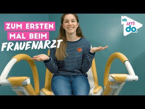 Der Erste Besuch Beim Frauenarzt | O.b.® Let's Do — Mit BarbaraSofie
