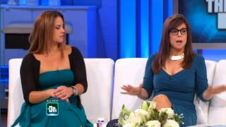 Dawn Cutillo on The Doctors discussing hormones and weight