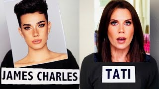 If James Charles And Tati Westbrook Had A Rap Battle..