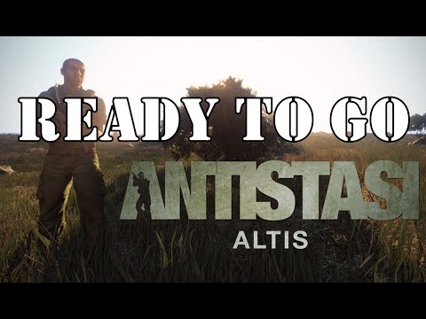 Arma 3 Antistasi Server Operational - Here's How You Join