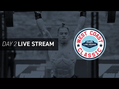 Watch West Coast Classic Day 2—CrossFit Semifinals