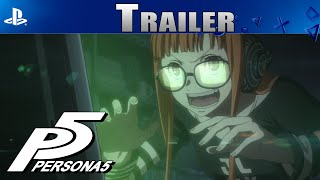 Persona 5 Tokyo Tower 05 05 Trailer HD [JPN]