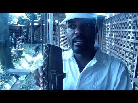 Shona Stone Artists Zimbabwe, Isaac K. Takavada - Nharo!
