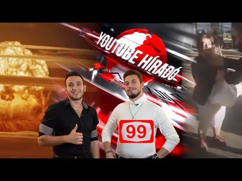 Ezek lennének a legjobb magyar találmányok? – YouTube híradó 99. adás thumbnail