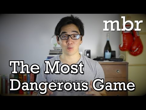 The Most Dangerous Game by Richard Connell (Summary and Review) - Minute Book Report