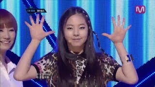 원더걸스like this like this by wonder girls mcountdown 20120621