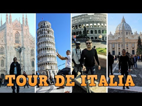 Italy Tour (Rome, Pisa, Milan & Vatican City) | GoPro Travel