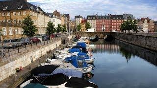 #487. Копенгаген (Дания) (классное видео)(Самые красивые и большие города мира. Лучшие достопримечательности крупнейших мегаполисов. Великолепные..., 2014-07-02T16:47:22.000Z)