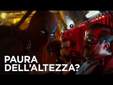 Deadpool 2 | Paura dellaltezza? Clip HD | 20th Century Fox 2018