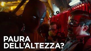 Deadpool 2 | Paura dell'altezza? Clip HD | 20th Century Fox 2018