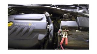 renault laguna 2 2l2 dci anomalie antipollution carbon cleaning