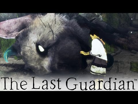 The Last Guardian - Trico's Hurt (20)