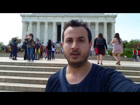 The Lincoln Memorial Washington DC