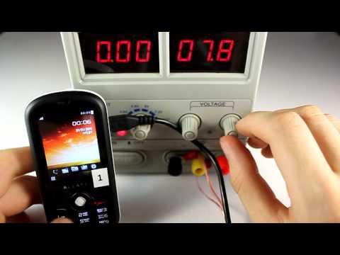 TechnoCrash#36: Alcatel OT-606: Charging the phone at a higher rate