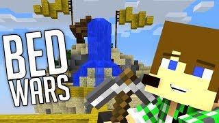 DIFESA AD ACQUA! CHE STRANA! - Minecraft Bedwars