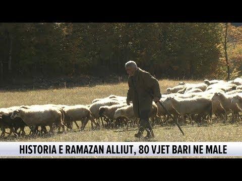 Historia e Ramazan Alliut, 80 vjet bari në male