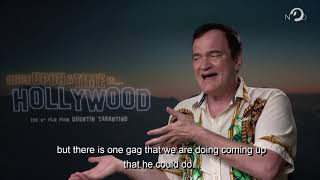 Once Upon a Time in Hollywood/Quentin Tarantino Interview