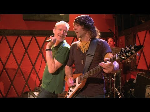 Little Miss Can't Be Wrong, Spin Doctors, Rockwood Music Hall, July, 2012