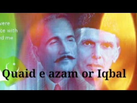 Quaid E Azam Or Iqbal Poem