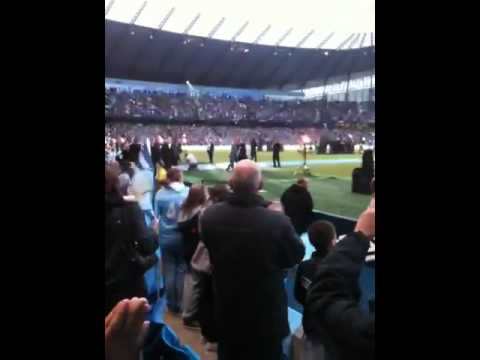 Manchester City FC - FA Cup 2011 Winners