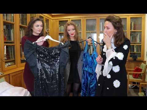 Celia Holman Lee speaks about fashion designer John McNamara