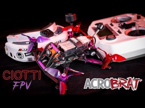 Rotor Riot Acrobrat = Epic Lunch Break