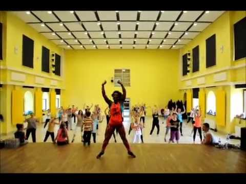INNA- Cola Song- feat J.Balvin - ZUMBA® Positive Energy- choreography by Regla Maria Hernandez Madej