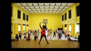 INNA- Cola Song- feat J.Balvin - ZUMBA(R) Positive Energy- choreography by Regla Maria Her ...