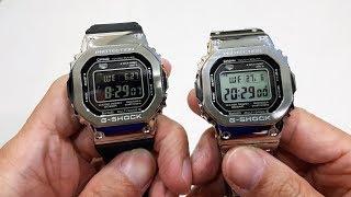 LIOW VIDEO: CASIO G-shock 35 Anniversary 卡西欧全钢表