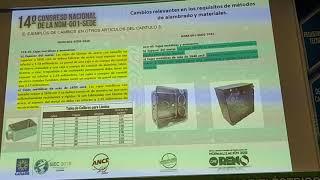 Cambios relevantes en los requisitos de métodos de alambrado y materiales