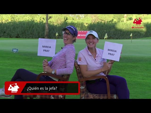 TEAM CHALLENGE starring Mireia Prat & Elia Folch
