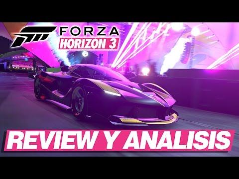 Forza Horizon 3 | EL MEJOR JUEGO DE CARRERAS DEL 2016! | Review y Análisis