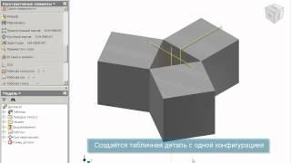 Библиотеки компонент в Autodesk Inventor: часть 1