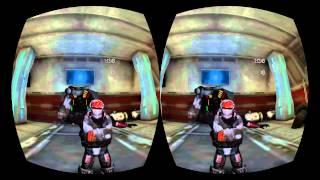Infinity Runner Oculus Rift Gameplay