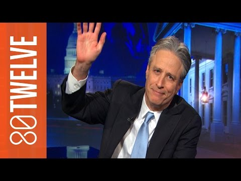 Download Youtube: Jon Stewart Leaves The Daily Show:  A History of Political News Satire | 80Twelve