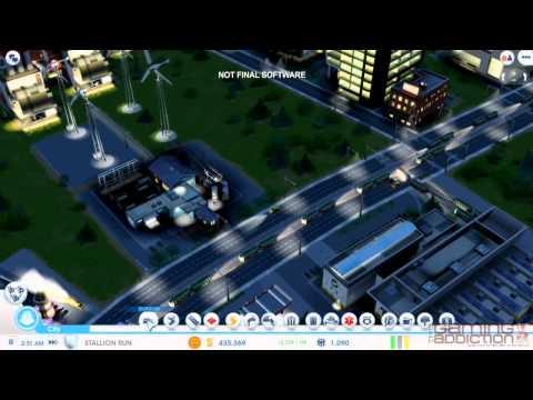 SIMCITY Casino City Gameplay Strategy using Multi City Play