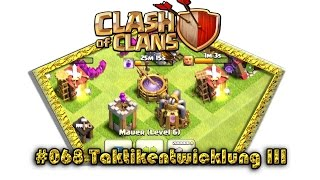 Let's play Clash Of Clans #068 - Taktikentwicklung III [Deutsch / German][LP iOS IPhone]