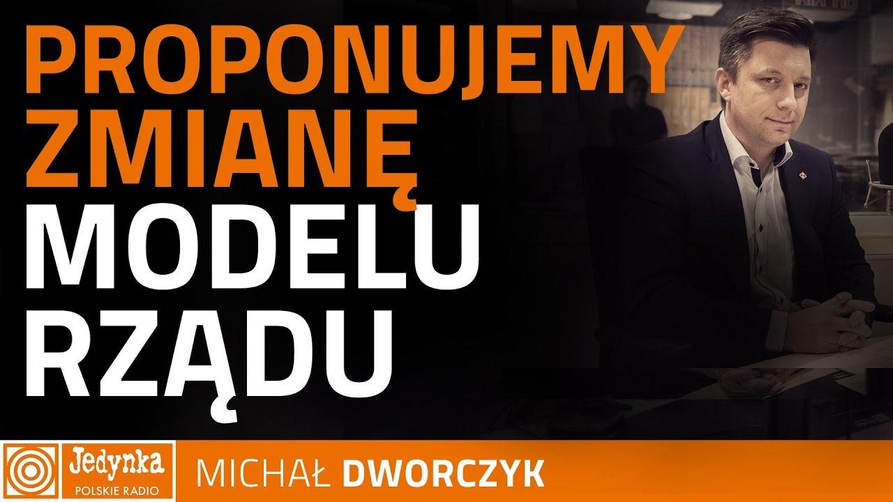 Michał Dworczyk: chcemy zmienić filozofię funkcjonowania rządu